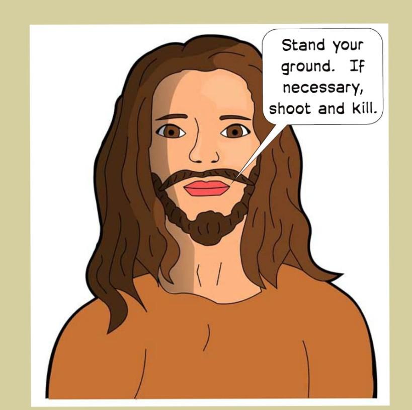 jesus-comics-stand-your-ground